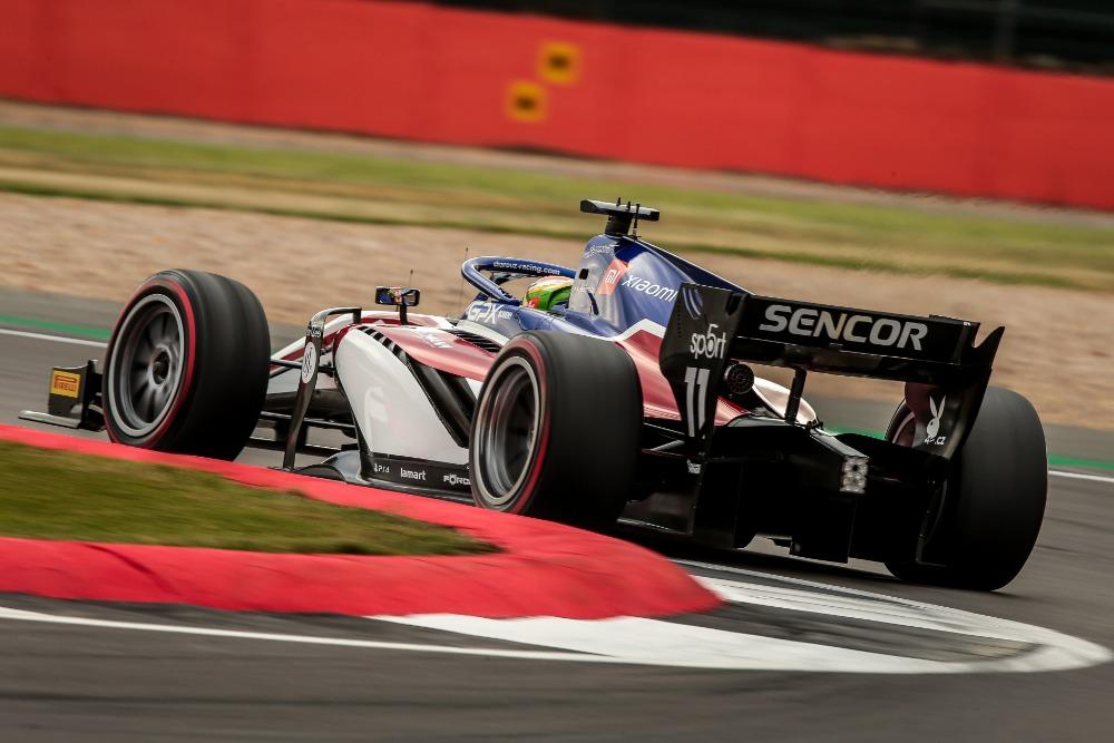 F2 v Silverstone: Charouz Racing System bere páté místo díky Delétrazovi