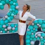 Dominika Myslivcová slavila narozeniny: Netradičně v modré a s velkými plány
