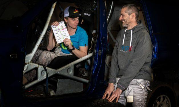 Roučková chce zpátky na Dakar. Tentokráte v autě!