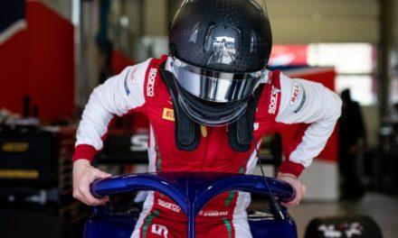 Testy F3 na Red Bull Ringu: Český tým Charouz Racing System může být spokojen