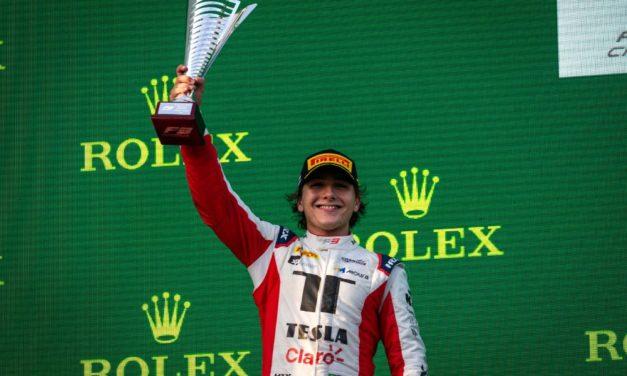 Nedělní F3 na Hungaroringu: Charouz Racing System znovu na bodech, tým zakončil víkend snů