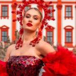 Štroffeková bude na Miss Earth v modelu Beaty Rajské. Korunku ozdobí červené diamanty